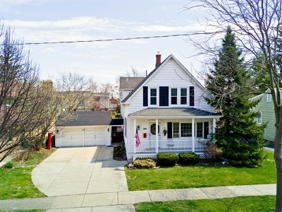 Arlington Heights Single Family Home For Sale: 715 North Highland Avenue