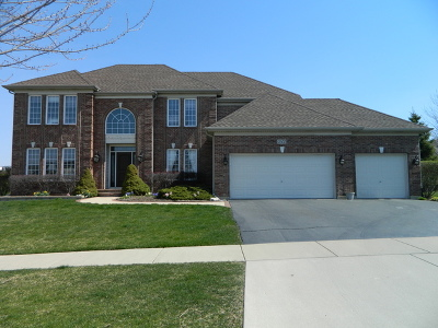 West Dundee Single Family Home For Sale: 2600 Oak Drive