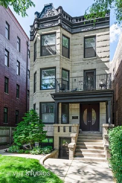 Condo/Townhouse For Sale: 924 West Fullerton Avenue #3