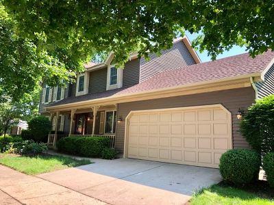 Wheaton Single Family Home Price Change: 807 South Prospect Street