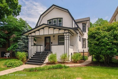 Forest Park Single Family Home For Sale: 614 Thomas Avenue