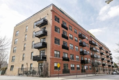 Condo/Townhouse New: 1735 West Diversey Parkway #104