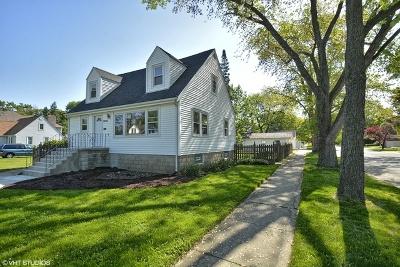Oak Lawn  Single Family Home New: 9645 South 51st Avenue