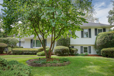 Hinsdale Single Family Home For Sale: 836 Harding Road