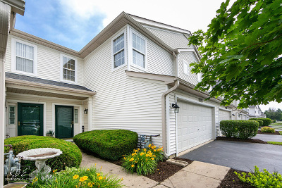 Plainfield Condo/Townhouse New: 7021 Clearwater Drive #7021