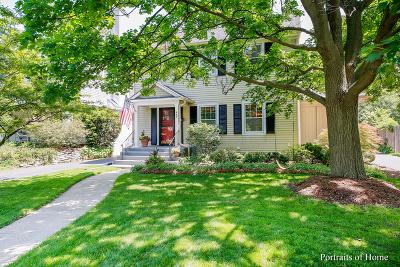 La Grange Single Family Home For Sale: 447 South Park Road