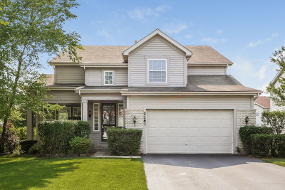 Buffalo Grove Single Family Home For Sale: 2183 Avalon Drive