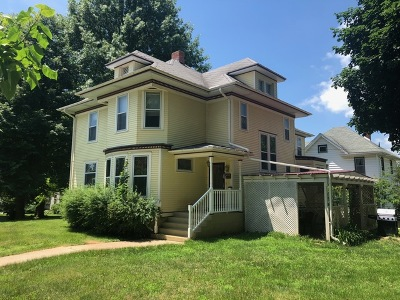 Ogle County Single Family Home Price Change: 101 North Cherry Avenue