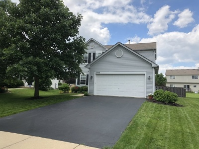 Aurora Single Family Home New: 2352 Shiloh Drive