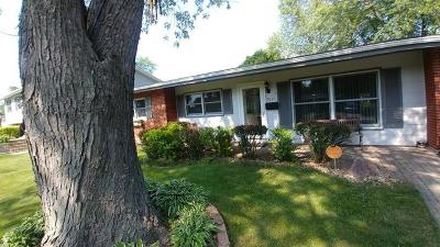 Hanover Park IL Single Family Home New: $247,500