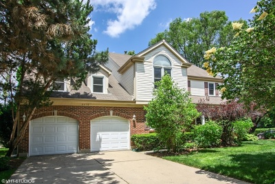 Buffalo Grove Single Family Home For Sale: 2316 Crab Apple Terrace