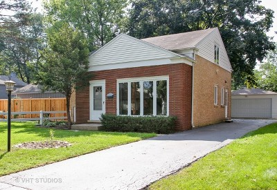 Glenview Single Family Home Price Change: 27 Ardmore Avenue