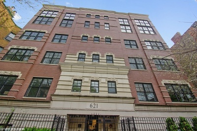 Chicago IL Condo/Townhouse New: $699,900