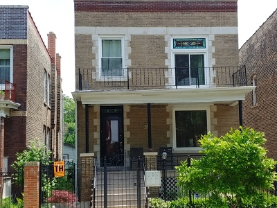 Chicago Multi Family Home Re-Activated: 837 North Richmond Street