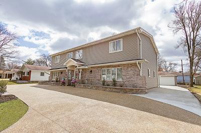 Lombard Single Family Home New: 21w285 Glen Park Road