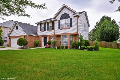 Carol Stream Single Family Home New: 1228 Easton Drive