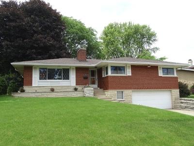Elgin Single Family Home New: 744 Diane Avenue