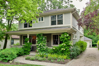 Lake Forest Single Family Home For Sale: 715 Cherry Avenue