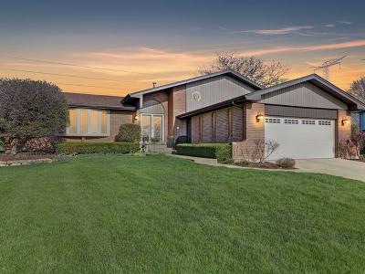 Homer Glen  Single Family Home New: 13008 Meadowlark Court