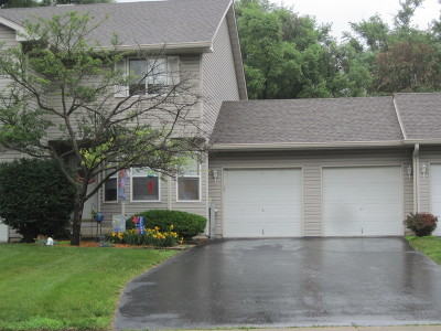 Joliet IL Condo/Townhouse New: $184,000