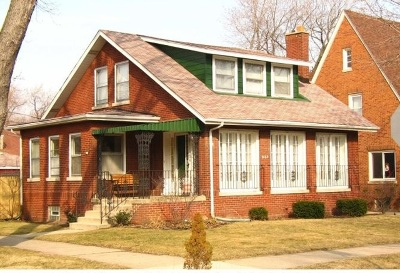 Chicago IL Single Family Home New: $395,000