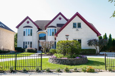 Westmont Single Family Home For Sale: 401 Kristin Street