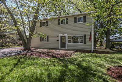 Glenview Single Family Home For Sale: 3319 Thornberry Drive