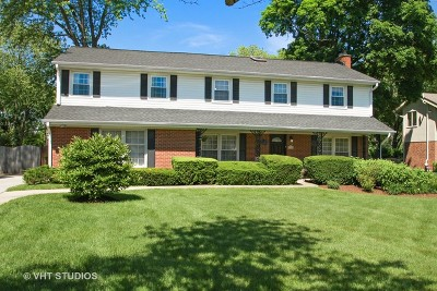 Northbrook Single Family Home New: 2750 Landwehr Road
