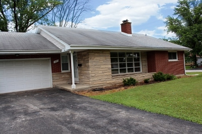 Crete  Single Family Home For Sale: 299 Milburn Street