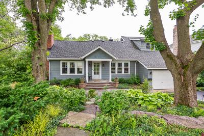 Glen Ellyn Single Family Home For Sale: 161 Bryant Avenue