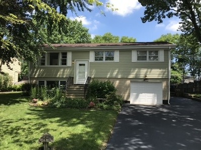 Frankfort Single Family Home For Sale: 319 Wisconsin Road