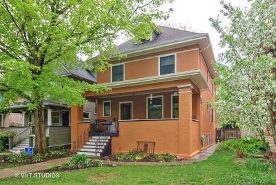Oak Park Single Family Home For Sale: 231 South Elmwood Avenue