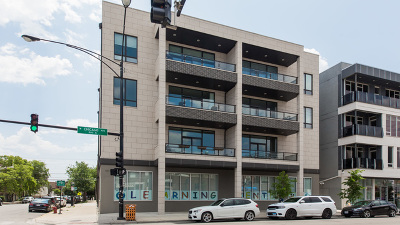 Chicago Condo/Townhouse New: 1801 West Chicago Avenue #2W