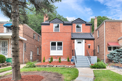 Chicago IL Single Family Home New: $309,900
