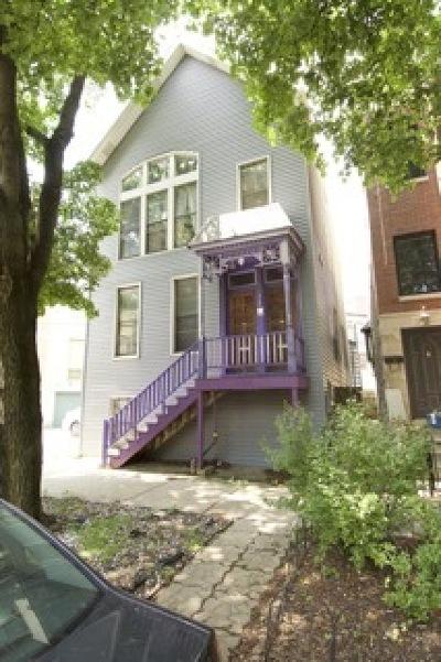 Multi Family Home New: 2726 North Seminary Avenue