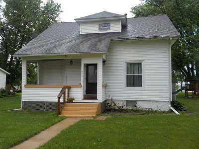 Ogle County Single Family Home New: 200 School Street
