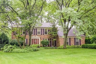 Barrington Single Family Home New: 879 Georgetowne Lane