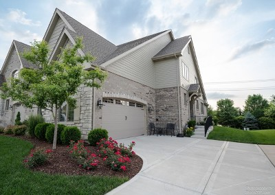 Frankfort Condo/Townhouse New: 9868 Folkers Drive
