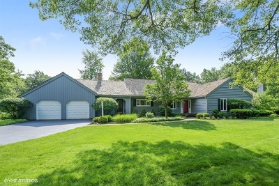 Lake Forest Single Family Home For Sale: 361 South Ridge Road