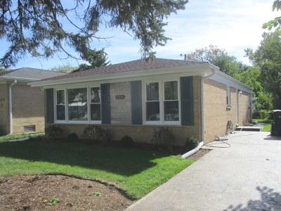 Wilmette Single Family Home For Sale: 3315 Wilmette Avenue