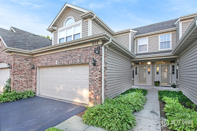 Naperville Condo/Townhouse New: 932 Havenshire Court