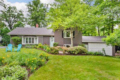 Glen Ellyn Single Family Home New: 690 Elm Street