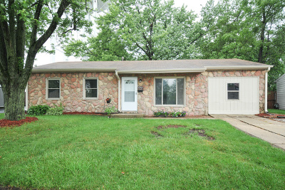 Romeoville Single Family Home For Sale: 312 Fairfax Avenue