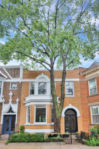 Single Family Home New: 3810 North Alta Vista Terrace