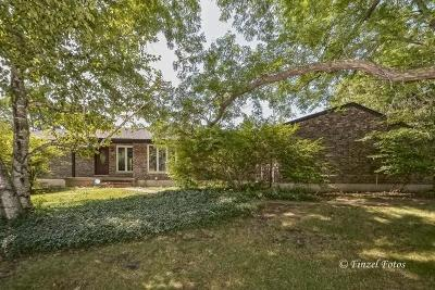 Crystal Lake Single Family Home New: 3059 Red Barn Road