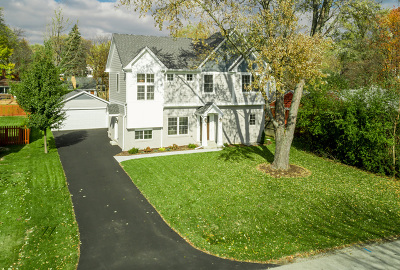Downers Grove IL Single Family Home New: $599,000