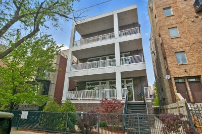Chicago Condo/Townhouse New: 1832 West Rice Street #1S