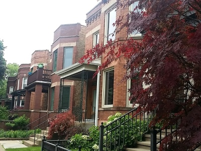 Chicago Multi Family Home New: 3645 North Oakley Avenue