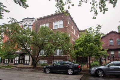 Condo/Townhouse New: 3351 North Clifton Avenue #3E
