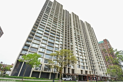 Condo/Townhouse New: 3200 North Lake Shore Drive #2310